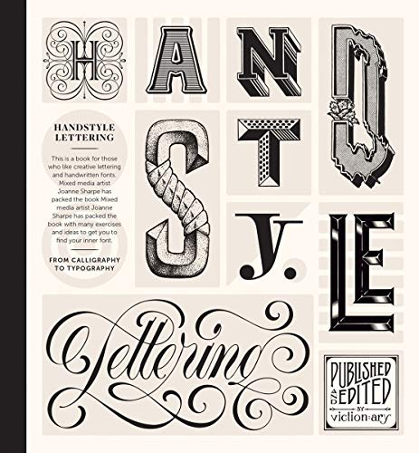 9789887714842: Handstyle Lettering: From calligraphy to typography