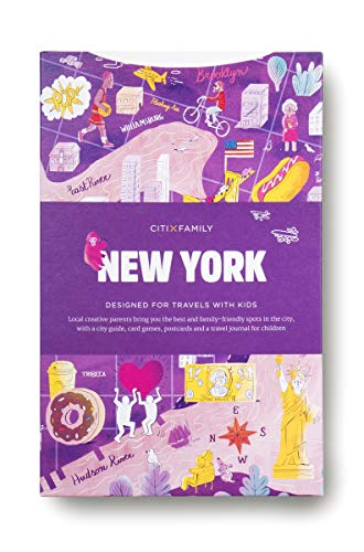9789887714859: Citixfamily: New York City: Travel with Kids