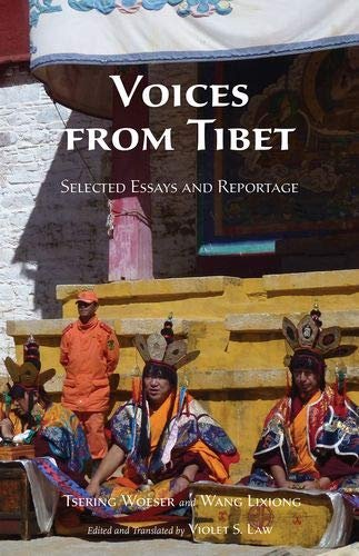 9789888208111: Voices from Tibet: Selected Essays and Reportage