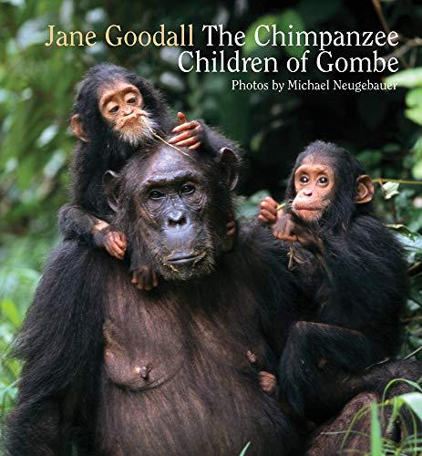 Chimpanzee Children of Gombe: Goodall, Jane
