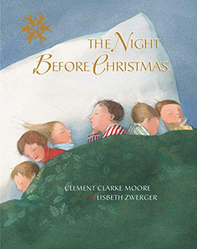 The Night Before Christmas (Minedition Minibooks): Moore, Clemens Clarke