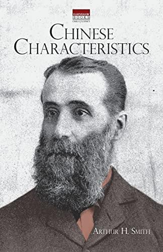 9789888273829: Chinese Characteristics (China Classics)