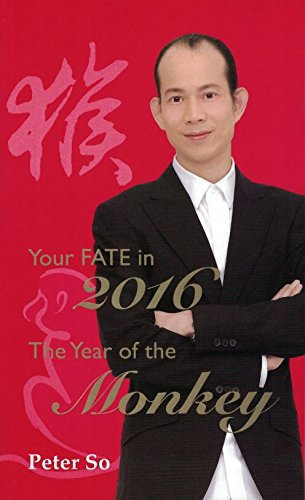 9789888325856: Your Fate in 2016: The Year of the Monkey (English Edition)