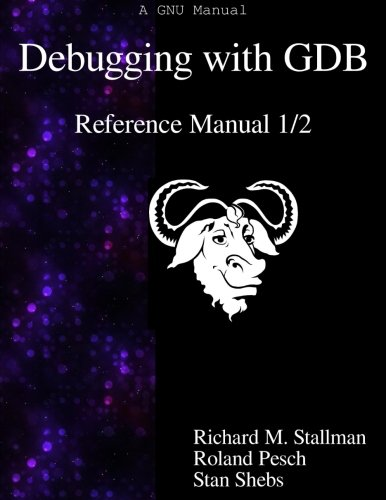 9789888381111: Debugging with GDB - Reference Manual 1/2