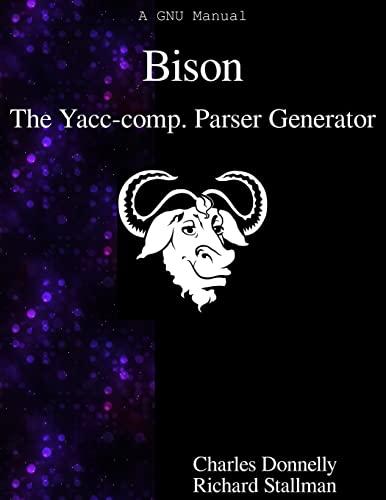 9789888381371: Bison: The Yacc-compatible Parser Generator