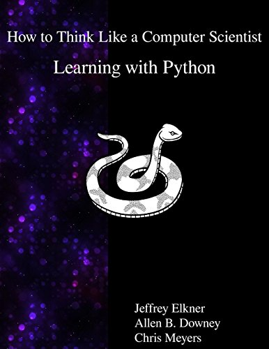 9789888406784: How to Think Like a Computer Scientist: Learning with Python