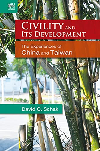 9789888455973: Civility and Its Development: The Experiences of China and Taiwan