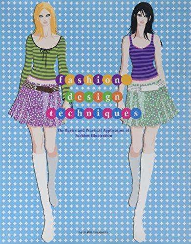9789889745547: Fashion Design Techniques