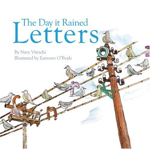 The Day It Rained Letters: Vittachi, Nury