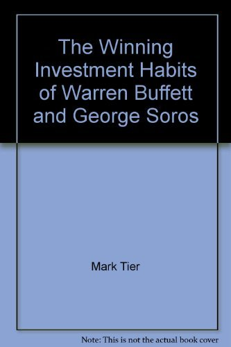 9789889776916: The Winning Investment Habits of Warren Buffett and George Soros