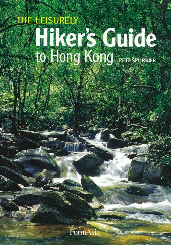 9789889827021: The Leisurely Hiker's Guide to Hong Kong