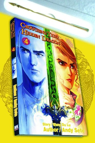 9789889843731: Crouching Tiger Hidden Dragon Volume 4 Revised & Expanded Deluxe