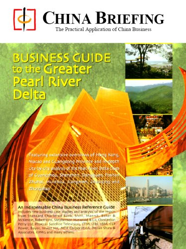 9789889867317: China Briefing's Business Guide to the Greater Pearl River Delta