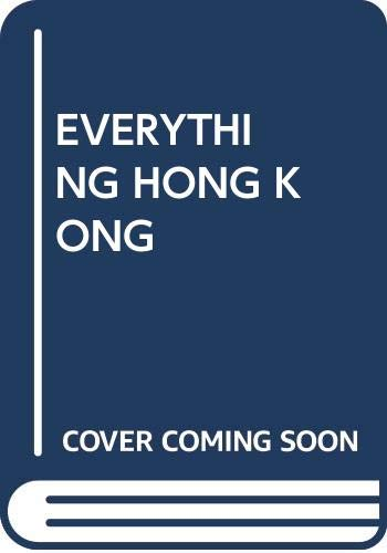9789889881931: Everything Hong Kong