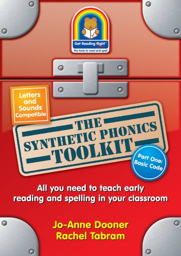 The Synthetic Phonics Toolkit - part one: Jo-Anne Dooner &