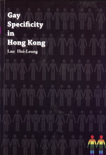 9789889955311: Gay Specificity in Hong-Kong