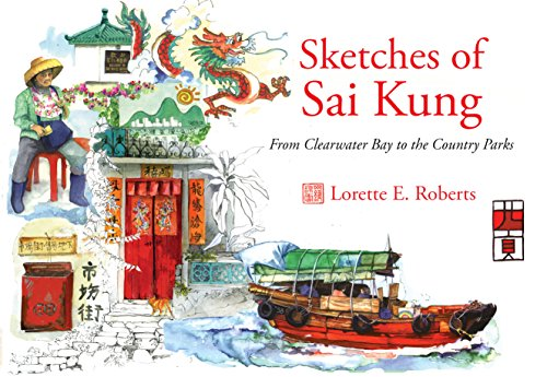 9789889979966: Sketches of Sai Kung: From Clearwater Bay to the Country Parks