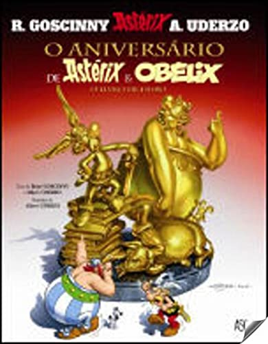 9789892306537: O Anivers�rio de Ast�rix & Ob�lix (portugais)