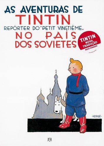 9789892307886: Tintin No País Dos Soviéticos