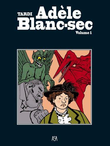 9789892308708: Adèle Blanc Sec