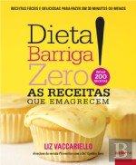 9789892310633: Dieta Barriga Zero (Portuguese Edition)