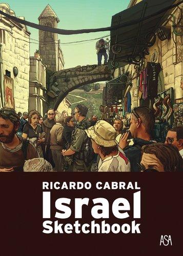 9789892310879: Israel Sketchbook
