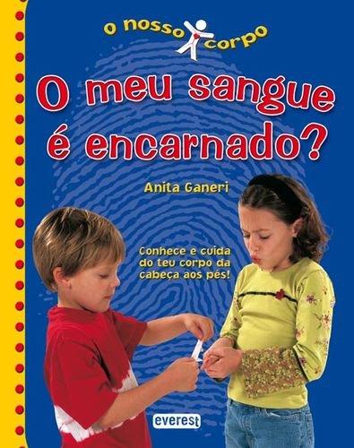 O MEU SANGUE E ENCARNADO?: GANERI, ANITA