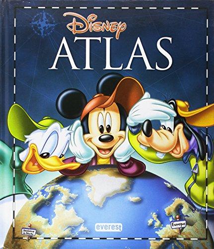 ATLAS DISNEY.(ALBUMES DISNEY): VV.AA.