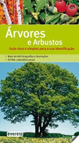 9789895003402: à RVORES E ARBUSTOS: GUIA CLARO E SIMPLES PARA A SUA IDENTIFICAÇÃO