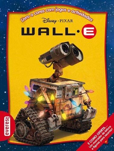 Wall-e: livro a cores com jogos e actividades - Vv.Aa.