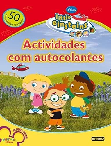 Little einsteins: actividades com autocolantes - Vv.Aa.