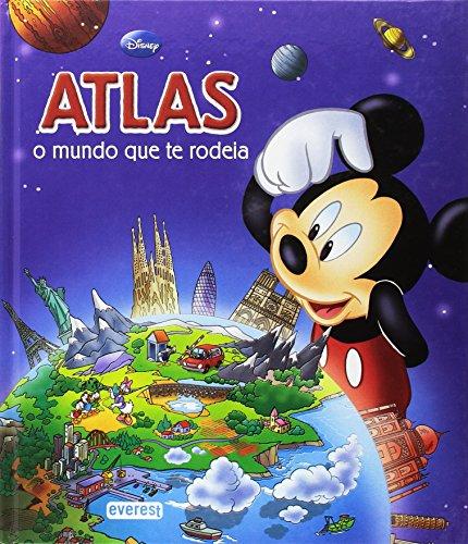 ATLAS DISNEY: O MUNDO QUE TE RODEIA.(ALBUMS: VV.AA.