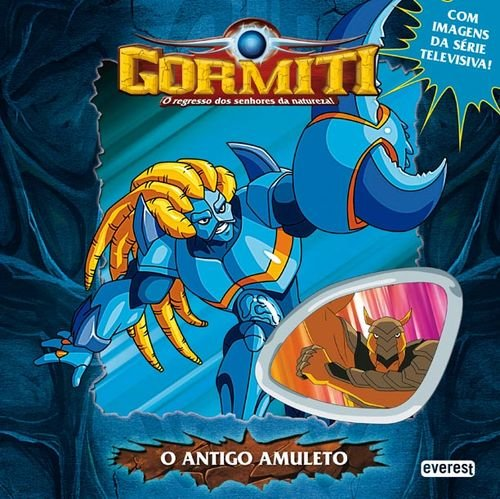 GORMITI: O ANTIGO AMULETO.(LIVROS DE LEITURA): VV.AA.