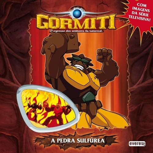 GORMITI: A PEDRA SULFUREA.(LIVROS DE LEITURA): VV.AA.