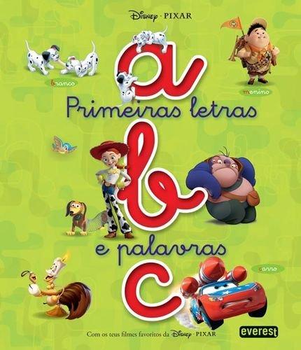 ABC DISNEY: PRIMEIRAS LETRAS E PALAVRAS.: VV.AA.