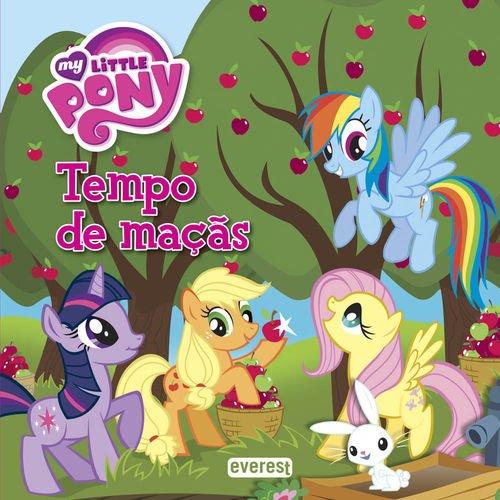 MY LITTLE PONY: TEMPO MAÇAS: LIVRO LEITURA: VV.AA.