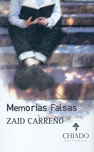 9789895174294: Memorias Falsas