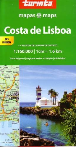 9789895560967: Coast of Lisbon: Costa De Lisboa (Regional Series)