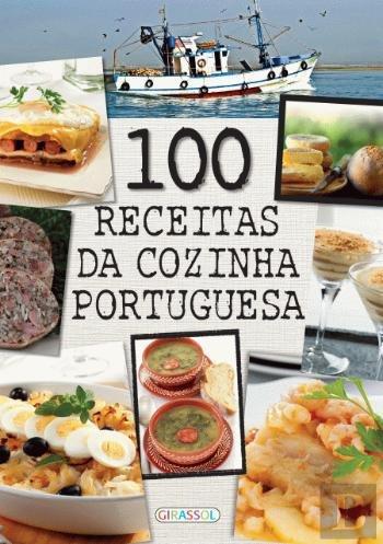 100 receitas da cozinha portuguesa - Varios autores