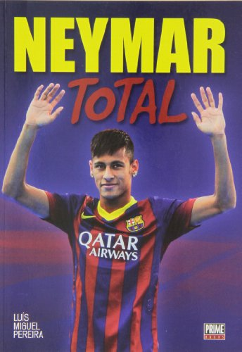 9789896551827: Neymar Total [Official]