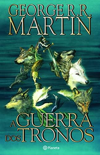 9789896572952: A Guerra dos Tronos Vol. 1 (Portuguese Edition)