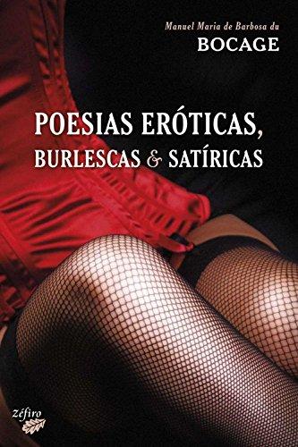 POESIAS EROTICAS, BURLESCAS E SATIRICAS: BOCAGE, MANUEL M.