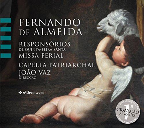 Fernando de Almeida - Responsórios de Quinta-Feira: de Almeida,Fernando