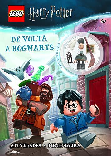 9789897078729: LEGO® Harry Potter: De Volta a Hogwarts (Portuguese Edition)