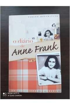 9789897110009: O diário de Anne Frank (portuguese edition)