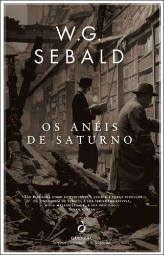 Os Anéis de Saturno: W. G. Sebald
