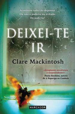 9789897542619: Deixei-te Ir (Portuguese Edition)