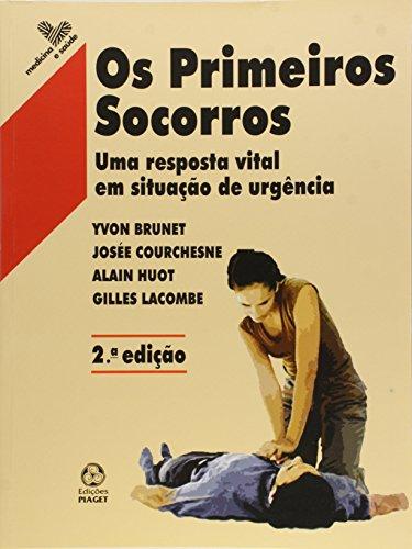 PRIMEIROS SOCORROS: LACOMBE, GILLES