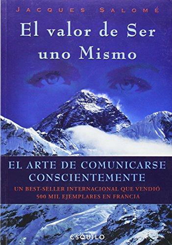 9789898092038: VALOR DE SER UNO MISMO. (ESQUILO)