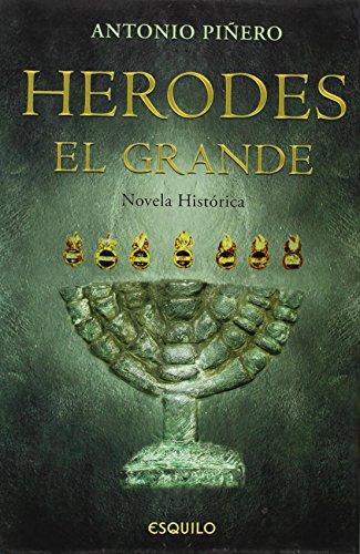 9789898092113: Herodes El Grande